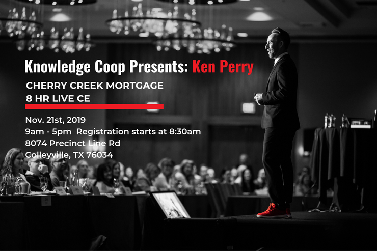 Cherry Creek Dallas-Fort Worth 11.21.2019 LIVE CE