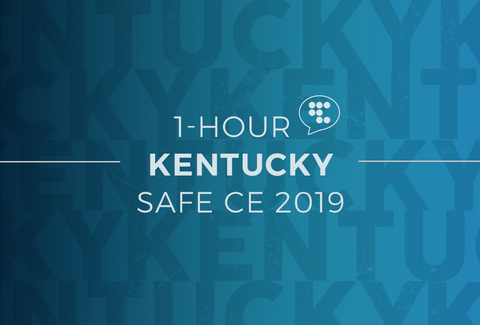 Kentucky 1 Hour Online CE