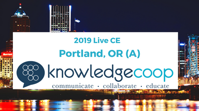 Portland, OR (A) - 2019 Oregon 2 Hour Live CE