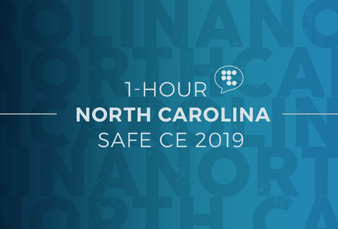 North Carolina 1 Hour Online CE