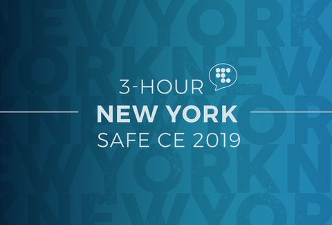 New York 3 Hour Online CE