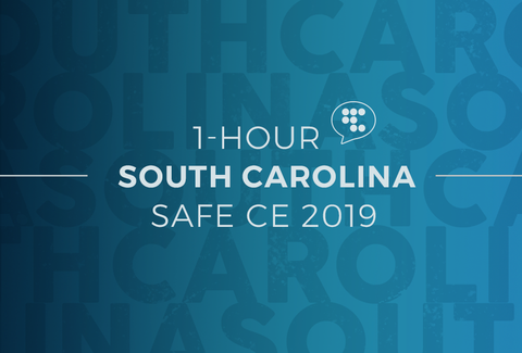 South Carolina DCA 1 Hour Online CE