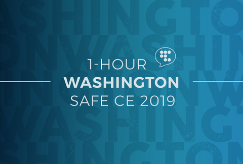 Washington 1 Hour Online CE