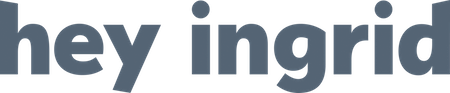 Hey Ingrid logo