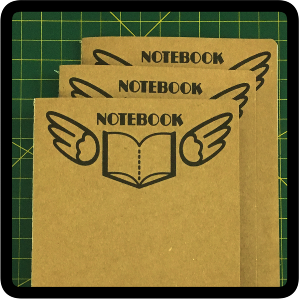 "8"" by 5"" Notebooks"