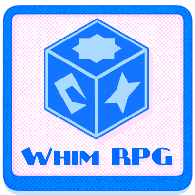 Whim Roleplay System 1.0