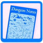 Dungeon Notes Pre-Order