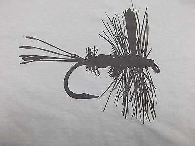 Men's Dry Fly T Shirt.  Fly fishing collection.