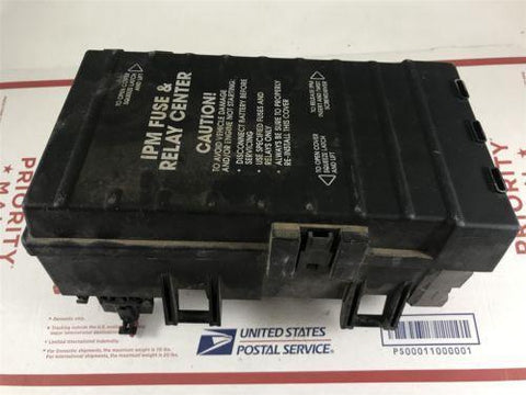 2001-2003 Dodge Caravan Chrysler Integrated Power Fuse Box TIPM OEM 04869200AL