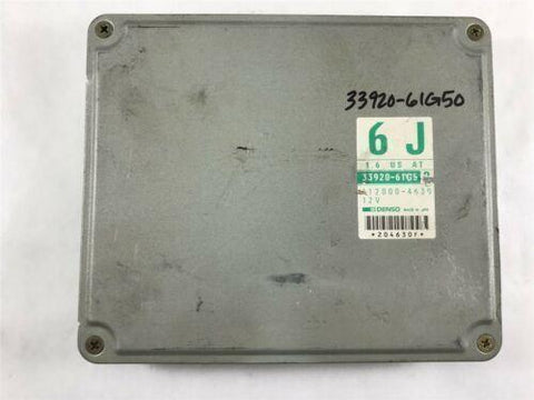 1997 Suzuki Esteem 1.6 AT 33920-61G50 Engine Control Module Unit ECU ECM PCM OEM