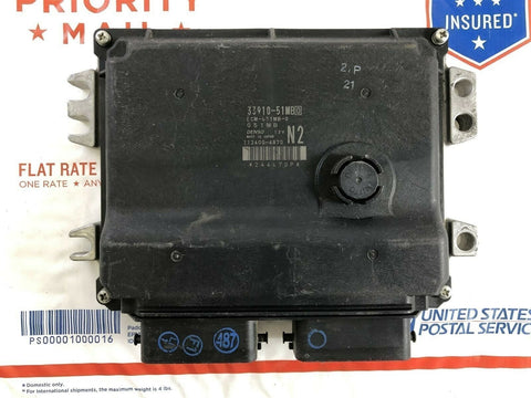 2011-12 Suzuki SX4 Engine Control Module Unit ECM ECU PCM OEM 33910-51MB0