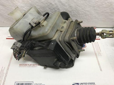 01-02 Mitsubishi Montero XLS Hydraulic Brake Booster ABS Pump Module MR407202