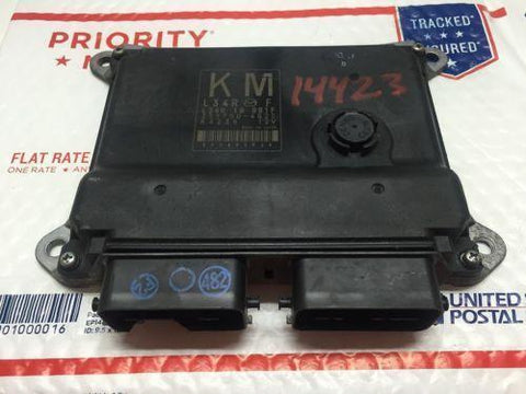08 Mazda 3 2.3 AT Engine Module Computer Control ECU ECM PCM Unit OEM L34R18881F