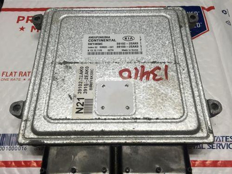 12-13 KIA Soul 2.0L Engine Control Module Unit PCM Brain ECU ECM OEM 39102-2EAK0