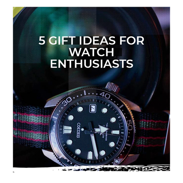 5 gifts ideas