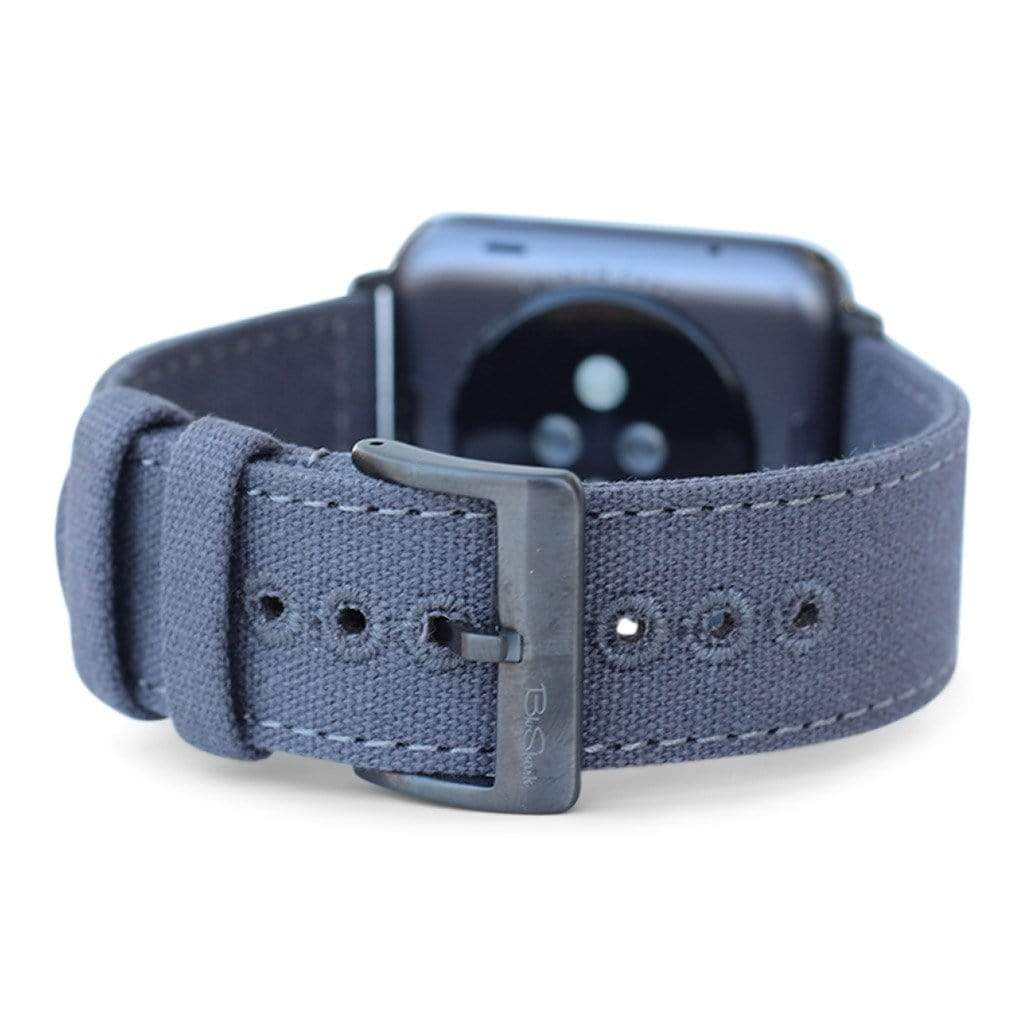 Apple Watch Band - Gray CanvaSoft