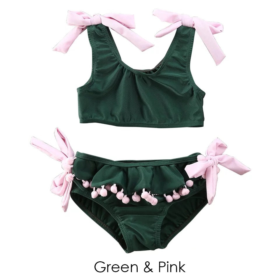Green & Pink