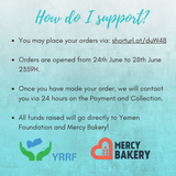 Yemen Fundraising Comfort Package