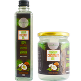 Millenia Herbs Organic Virgin Coconut Oil