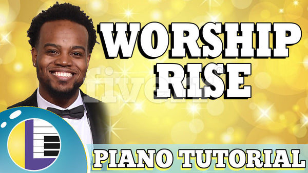 NEW! Worship Rise - Travis Greene