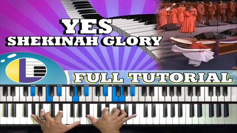 New Yes By Shekinah Glory Holy Lessons