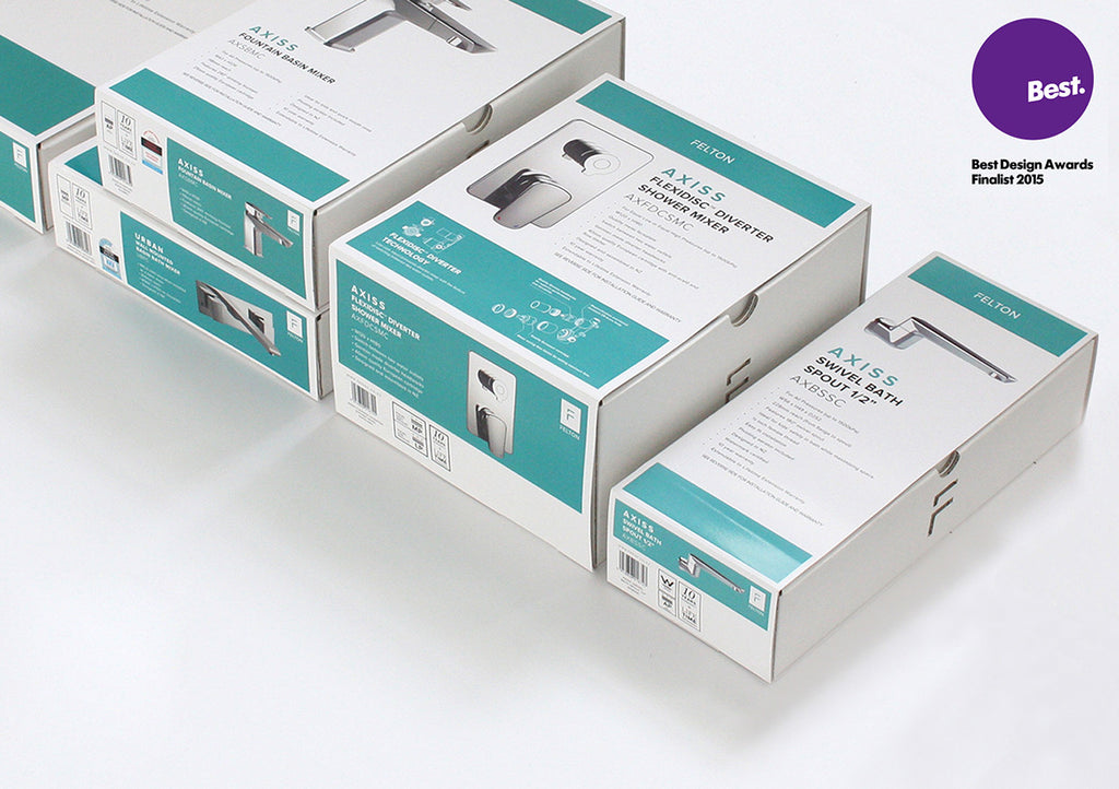 FELTON product packaging