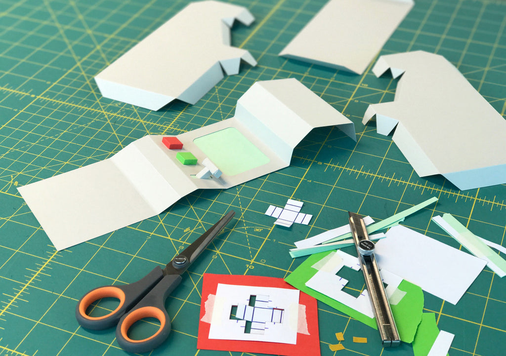 Orcon. Paper models