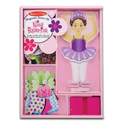 M & D Magnetic Dress-up Nina Ballerina