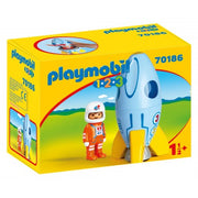 Playmobil 70186 Astronaut with Rocket