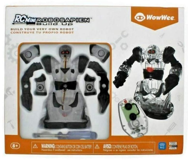 RC Mini Robosapien Build Up Robot