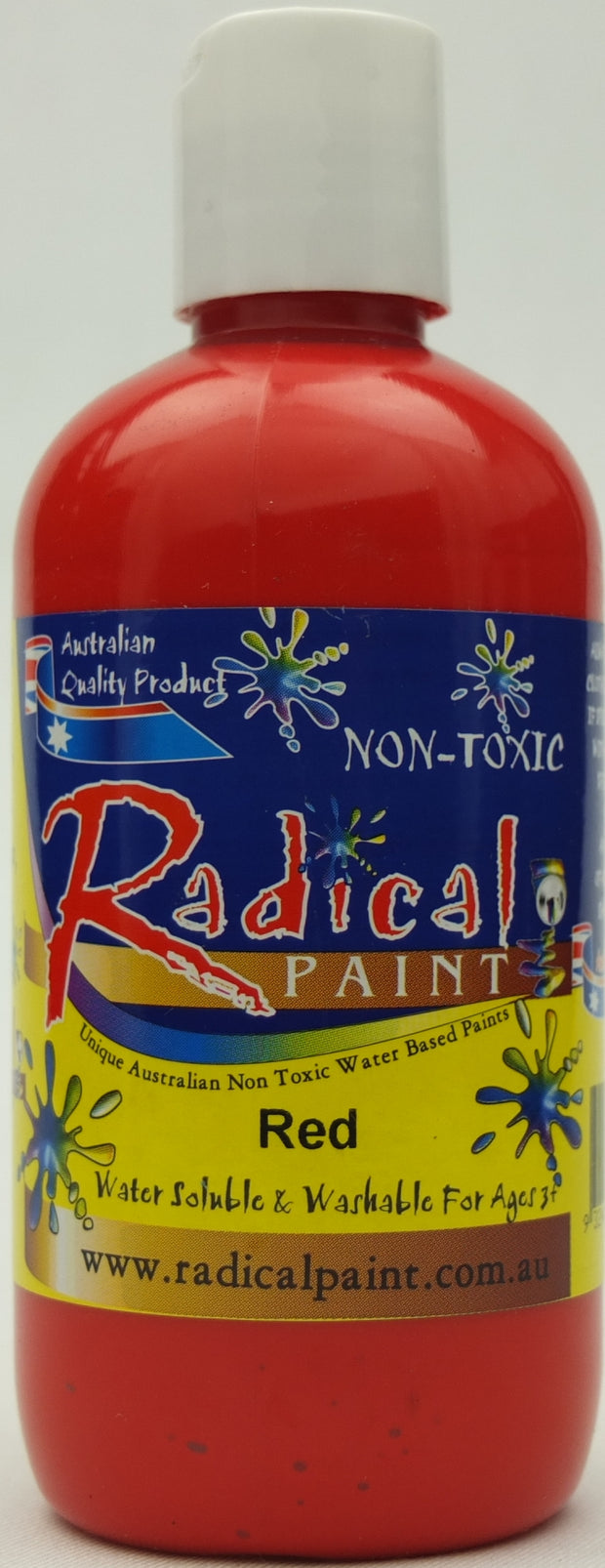 Paint - Cool Red