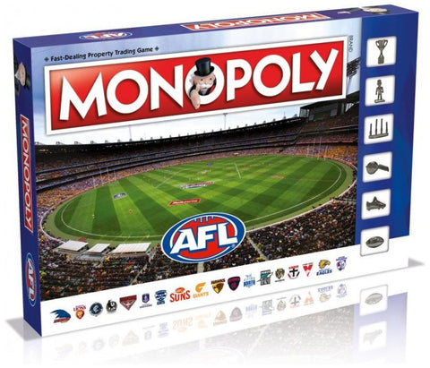 Monopoly AFL Version - Collectors