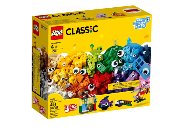 Creator Bricks and Eyes 11003