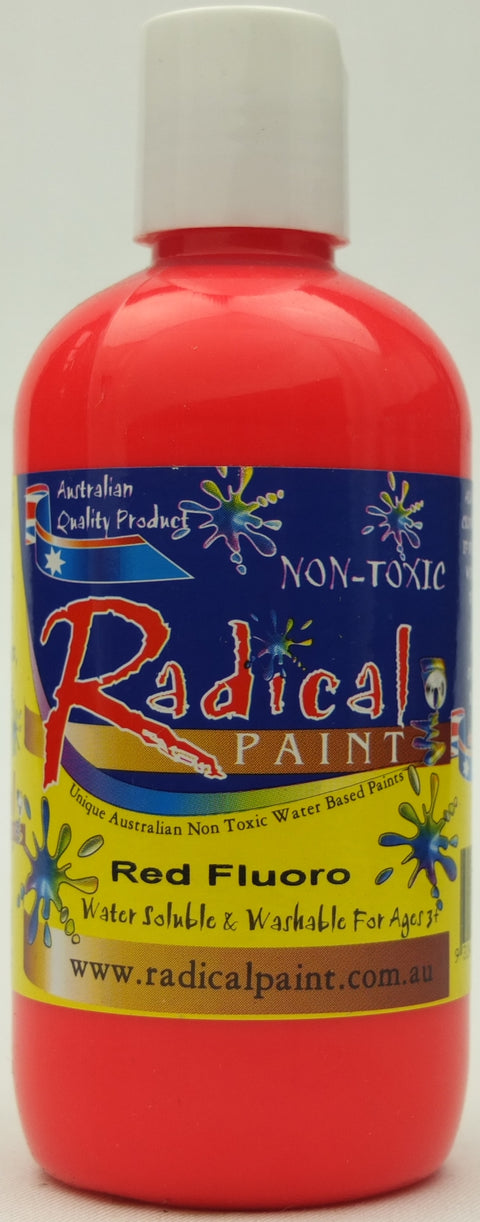 Paint - Fluro Red