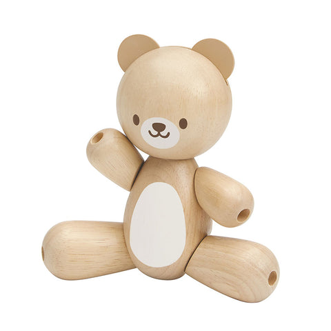 Wooden Teddy