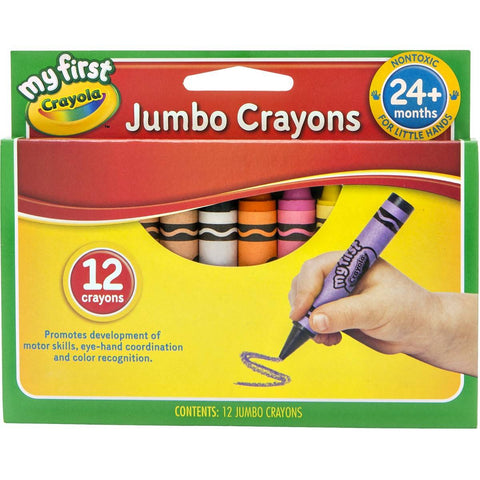 Crayons My First Jumbo