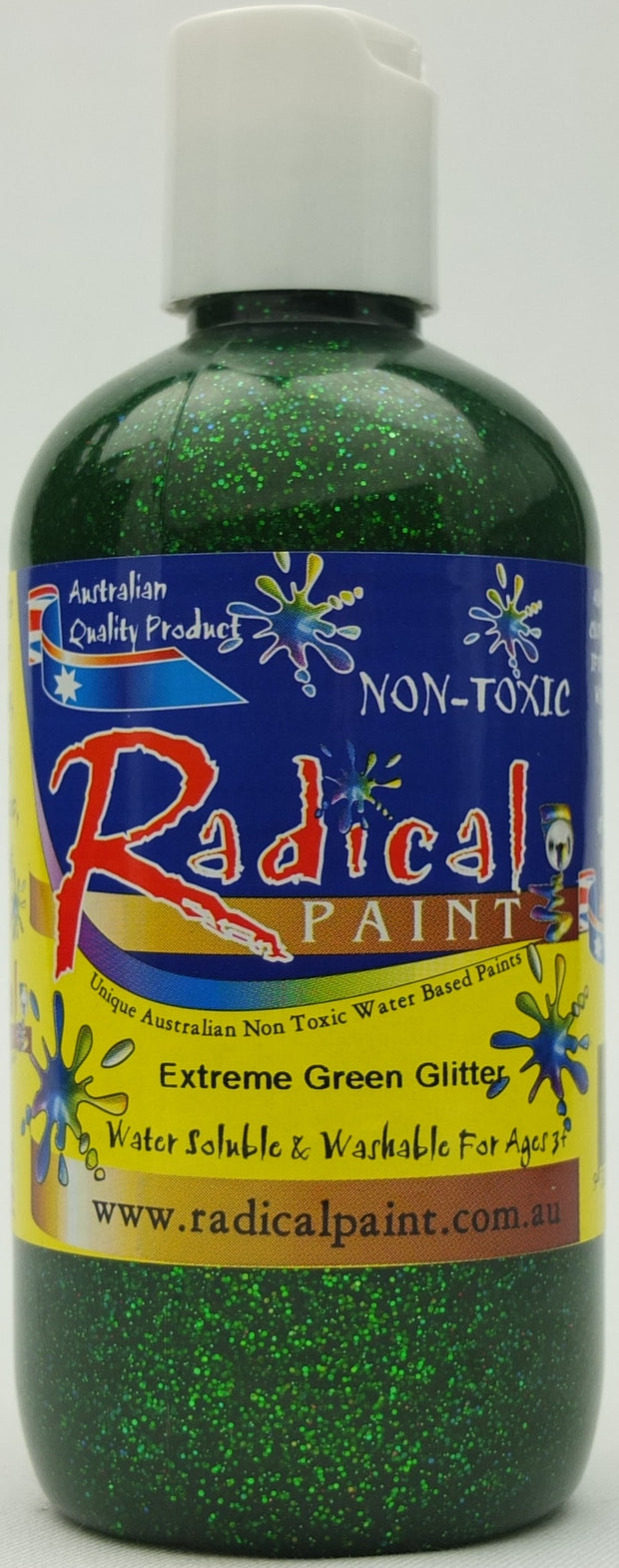 Paint Glitter - Extreme Green