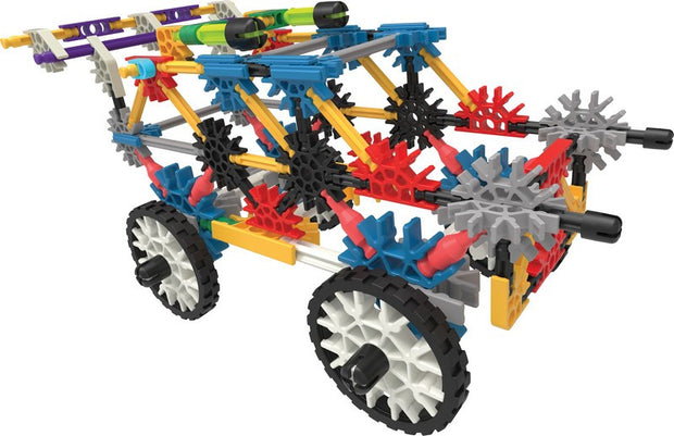 Knex Imagine 50 Model Tub Set