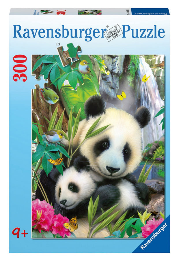 Rburg Lovely Pandas 300pc