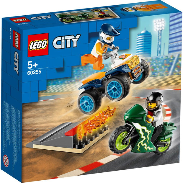 City Stunt team 60255