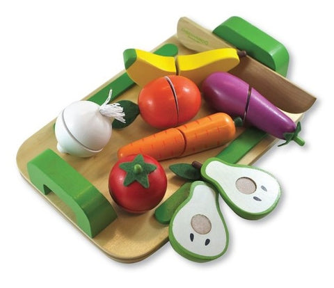 Fruit And Vegetable Set boxed