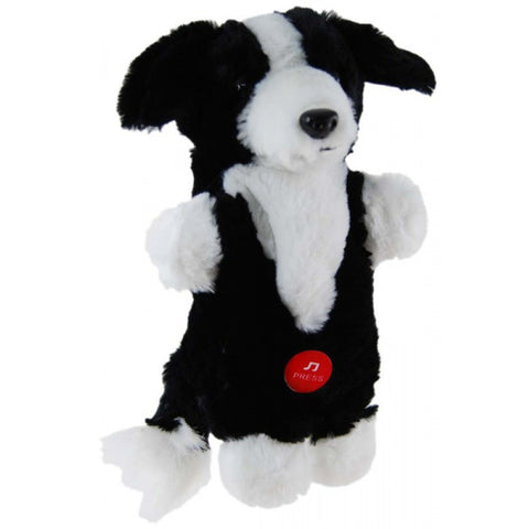 Dog Hand Puppet With Sound