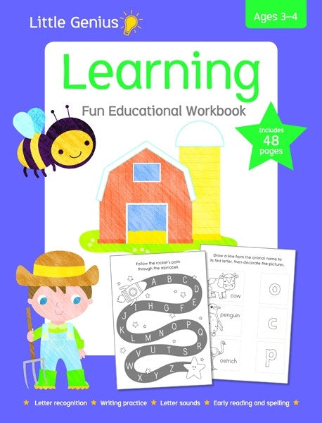 Little Genius - Learning Workbook