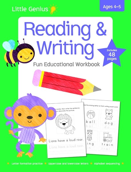 Little Genius - Reading and Writing Workbook