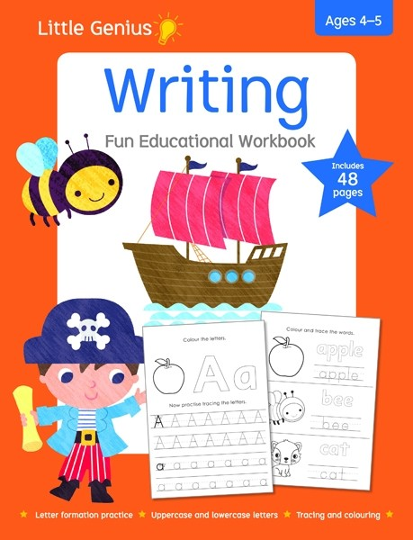Little Genius - Writing Workbook