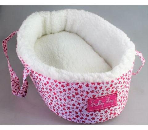 Sally Fay Doll Carry Basket