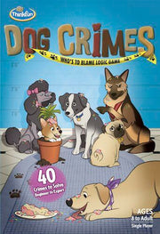 Thinkfun Dog Crimes Mystery Game