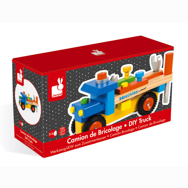 BricoKids DIY Truck and tools