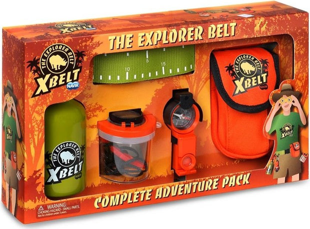 The Explorer Belt