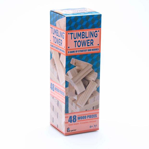 Tumbling Tower 48 pc